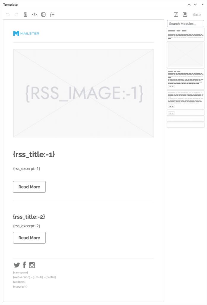 rss editor