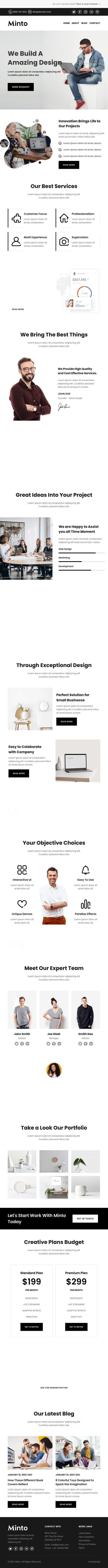 Minto Agency