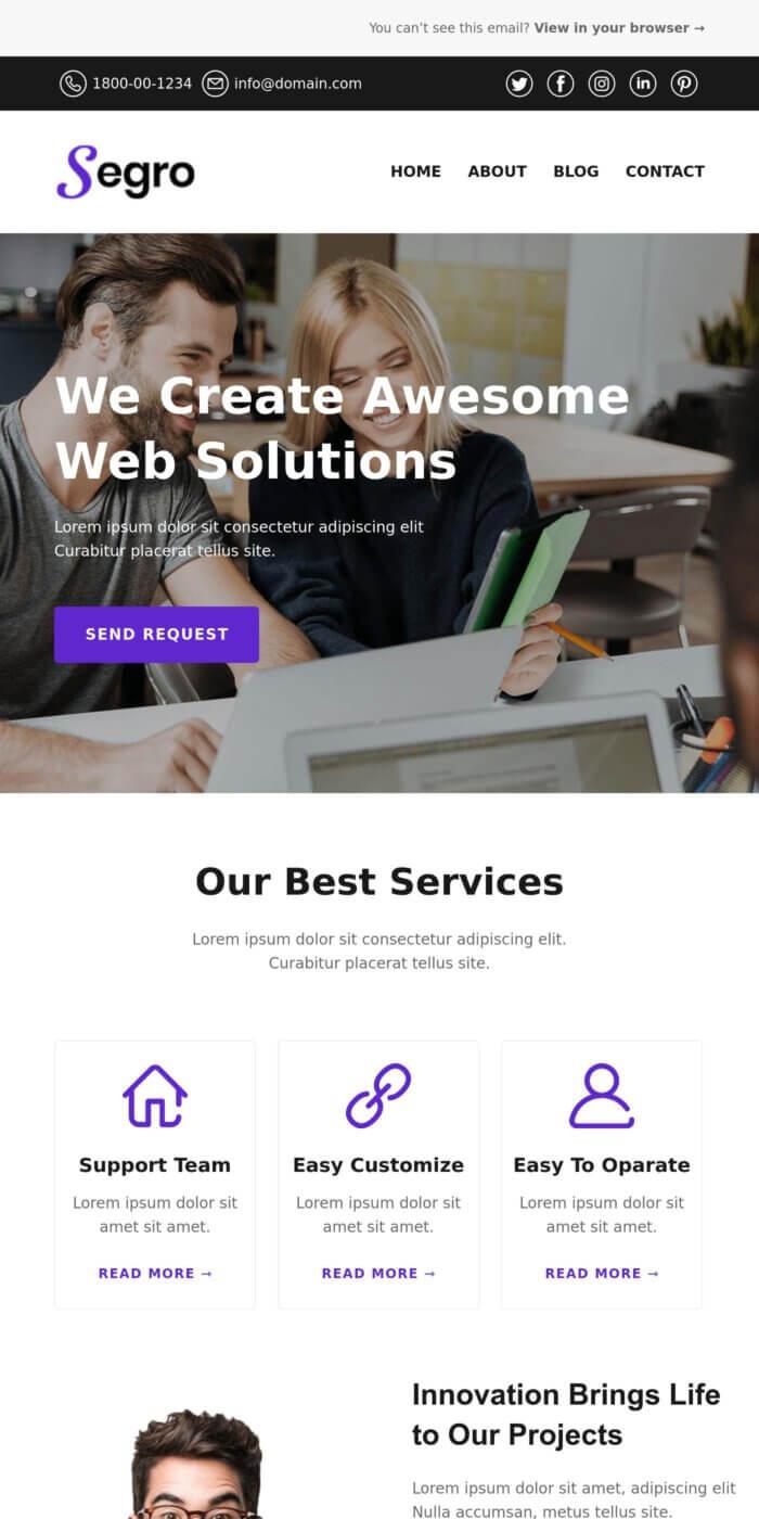 Segro Agency