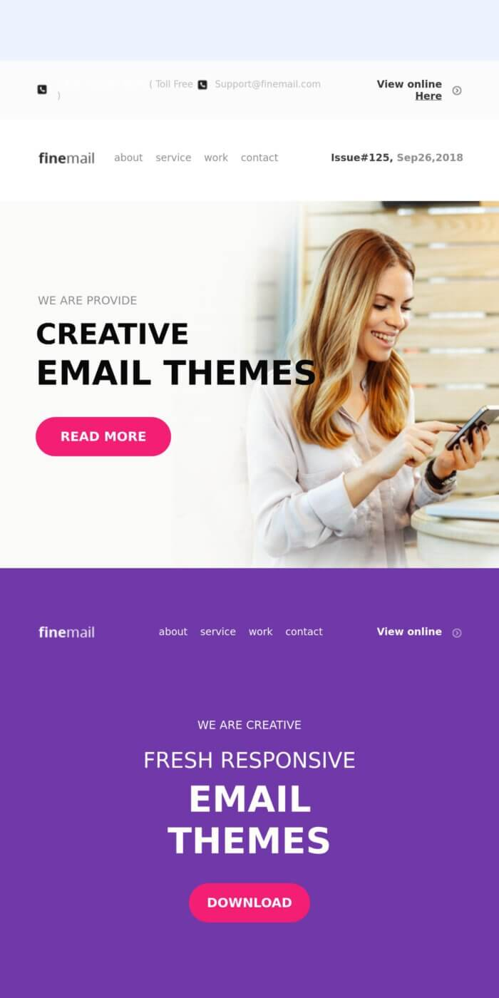 Finemail
